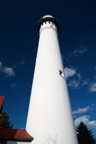 Wind Point Lighthouse Tower