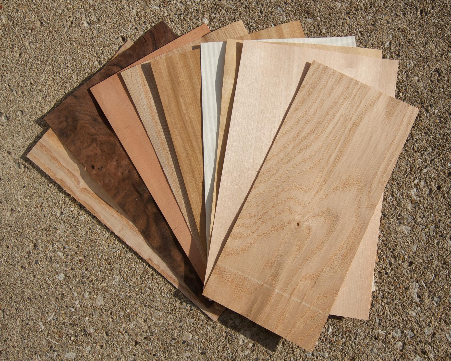 DIY Hardwood Veneer Suppliers Plans Free